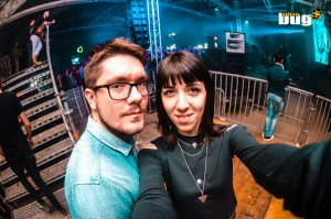 65-CDE x SNG 2018 ::  Anja Schneider / Rodriguez Jr. - LIVE @ Hangar Beograd / Srpska Nova Godina
