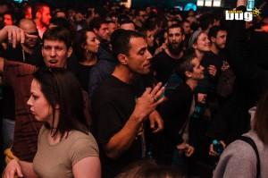 31-CDE x SNG 2018 ::  Anja Schneider / Rodriguez Jr. - LIVE @ Hangar Beograd / Srpska Nova Godina