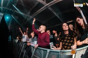 84-CDE x SNG 2018 ::  Anja Schneider / Rodriguez Jr. - LIVE @ Hangar Beograd / Srpska Nova Godina