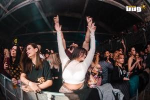 83-CDE x SNG 2018 ::  Anja Schneider / Rodriguez Jr. - LIVE @ Hangar Beograd / Srpska Nova Godina