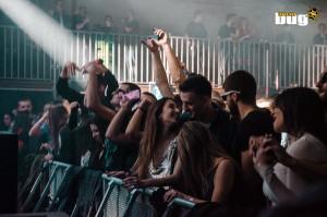 27-CDE x SNG 2018 ::  Anja Schneider / Rodriguez Jr. - LIVE @ Hangar Beograd / Srpska Nova Godina