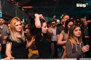 34-CDE x SNG 2018 ::  Anja Schneider / Rodriguez Jr. - LIVE @ Hangar Beograd / Srpska Nova Godina