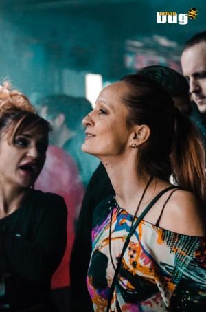10-CDE x SNG 2018 ::  Anja Schneider / Rodriguez Jr. - LIVE @ Hangar Beograd / Srpska Nova Godina