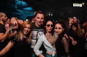 51-CDE x SNG 2018 ::  Anja Schneider / Rodriguez Jr. - LIVE @ Hangar Beograd / Srpska Nova Godina