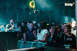 06-CDE x SNG 2018 ::  Anja Schneider / Rodriguez Jr. - LIVE @ Hangar Beograd / Srpska Nova Godina