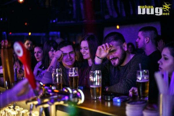12-Timbe @ Tesla bar, LE | Leskovac | Srbija | Nocni zivot | Hip Hop