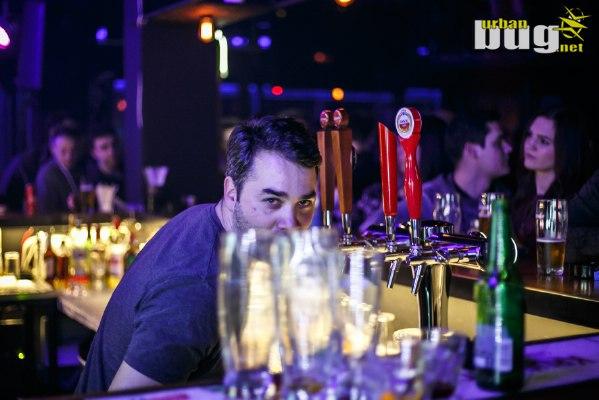 06-Timbe @ Tesla bar, LE | Leskovac | Srbija | Nocni zivot | Hip Hop