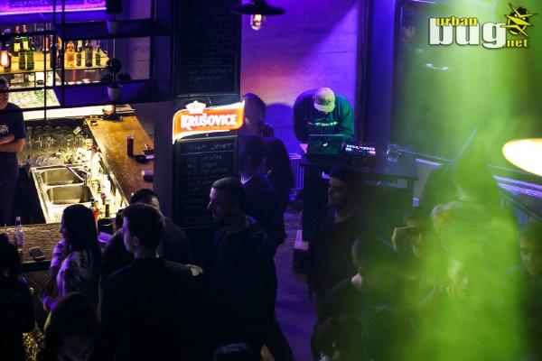 09-Timbe @ Tesla bar, LE | Leskovac | Srbija | Nocni zivot | Hip Hop