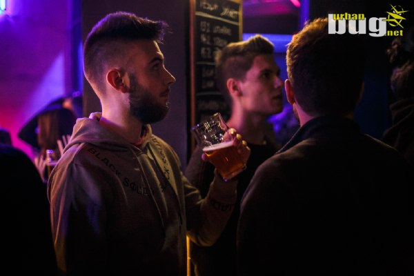 16-Timbe @ Tesla bar, LE | Leskovac | Srbija | Nocni zivot | Hip Hop