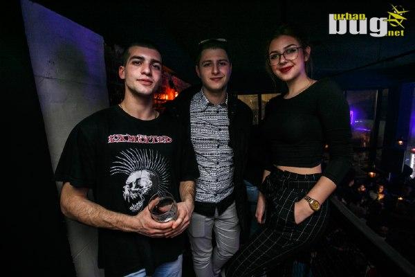 49-Timbe @ Tesla bar, LE | Leskovac | Srbija | Nocni zivot | Hip Hop