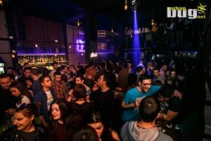 42-Timbe @ Tesla bar, LE | Leskovac | Srbija | Nocni zivot | Hip Hop