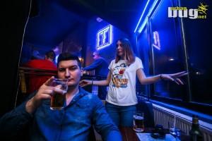 43-Timbe @ Tesla bar, LE | Leskovac | Srbija | Nocni zivot | Hip Hop