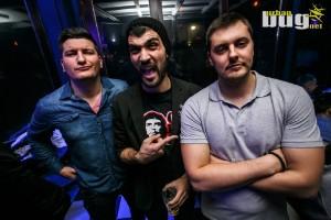 36-Timbe @ Tesla bar, LE | Leskovac | Srbija | Nocni zivot | Hip Hop
