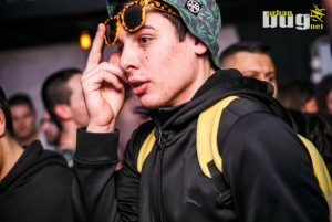 30-Timbe @ Tesla bar, LE | Leskovac | Srbija | Nocni zivot | Hip Hop