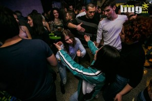 40-Timbe @ Tesla bar, LE | Leskovac | Srbija | Nocni zivot | Hip Hop