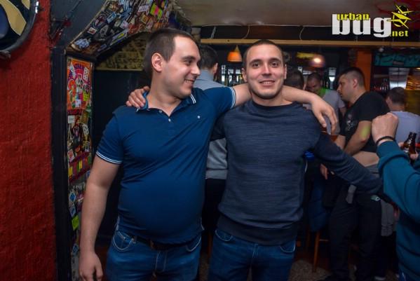 10-Connection vol.1 @ klub DRUM | Beograd | Srbija | Nocni zivot | Clubbing | Techno