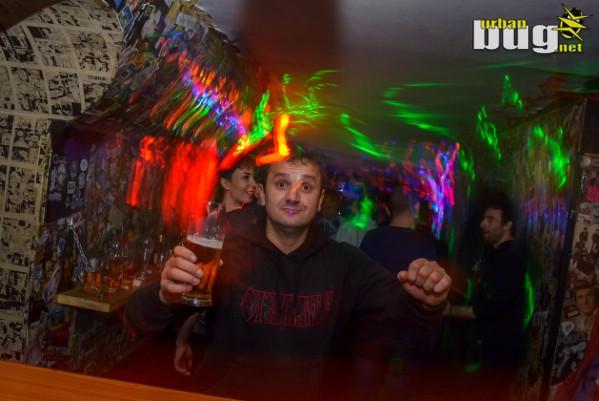 46-Connection vol.1 @ klub DRUM | Beograd | Srbija | Nocni zivot | Clubbing | Techno