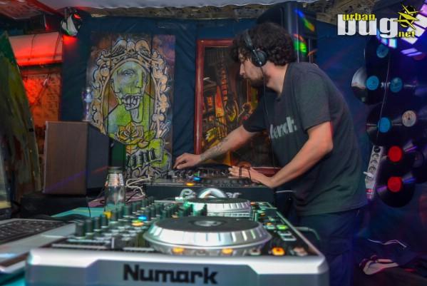 09-Connection vol.1 @ klub DRUM   Beograd   Srbija   Nocni zivot   Clubbing   Techno