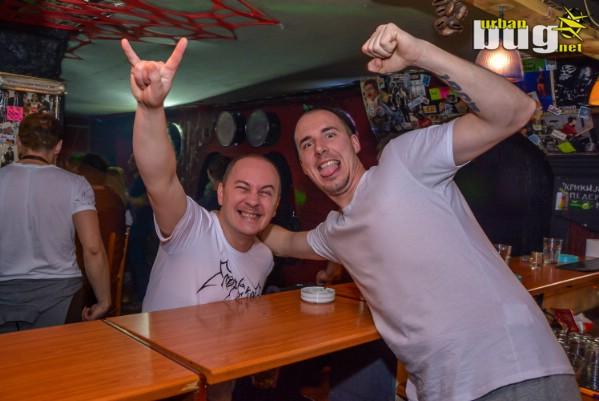 02-Connection vol.1 @ klub DRUM | Beograd | Srbija | Nocni zivot | Clubbing | Techno