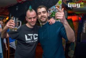 34-Connection vol.1 @ klub DRUM | Beograd | Srbija | Nocni zivot | Clubbing | Techno