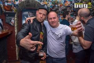 18-Connection vol.1 @ klub DRUM | Beograd | Srbija | Nocni zivot | Clubbing | Techno