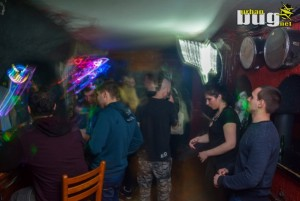 41-Connection vol.1 @ klub DRUM | Beograd | Srbija | Nocni zivot | Clubbing | Techno