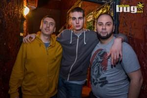 27-Connection vol.1 @ klub DRUM | Beograd | Srbija | Nocni zivot | Clubbing | Techno