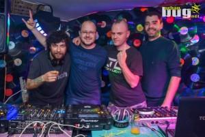 06-Connection vol.1 @ klub DRUM | Beograd | Srbija | Nocni zivot | Clubbing | Techno