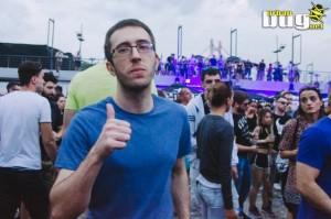 45-Topljenje - Victor Ruiz :: Oliver Huntemann   Beograd   Srbija   Nocni zivot   Clubbing   Rave