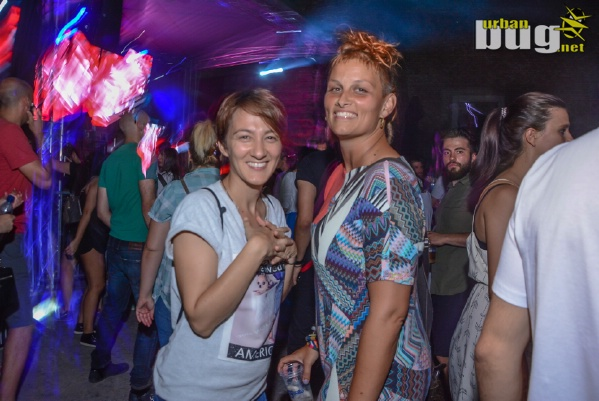 16-Black Coffee @ Barutana | Belgrade | Serbia | Nightlife | Clubbing | Open Air Rave