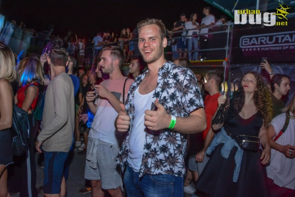 02-Black Coffee @ Barutana | Belgrade | Serbia | Nightlife | Clubbing | Open Air Rave