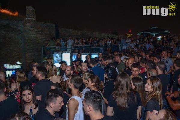 64-Black Coffee @ Barutana | Belgrade | Serbia | Nightlife | Clubbing | Open Air Rave
