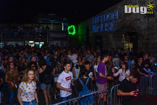 03-Black Coffee @ Barutana | Belgrade | Serbia | Nightlife | Clubbing | Open Air Rave