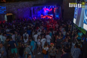 10-Black Coffee @ Barutana | Belgrade | Serbia | Nightlife | Clubbing | Open Air Rave