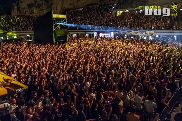01-Dubioza Kolektiv @ Tašmajdan | Beograd | Srbija | Nocni zivot | Open air koncert