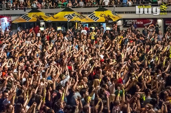 55-Dubioza Kolektiv @ Tašmajdan | Beograd | Srbija | Nocni zivot | Open air koncert