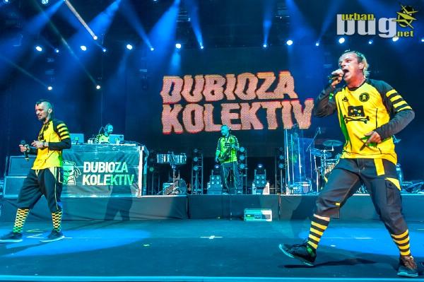 34-Dubioza Kolektiv @ Tašmajdan   Beograd   Srbija   Nocni zivot   Open air koncert