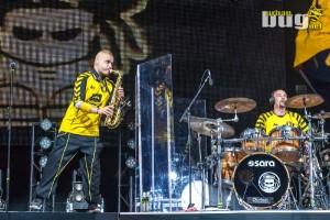15-Dubioza Kolektiv @ Tašmajdan | Beograd | Srbija | Nocni zivot | Open air koncert