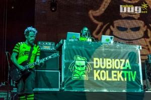 38-Dubioza Kolektiv @ Tašmajdan | Beograd | Srbija | Nocni zivot | Open air koncert