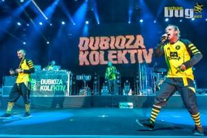 34-Dubioza Kolektiv @ Tašmajdan | Beograd | Srbija | Nocni zivot | Open air koncert