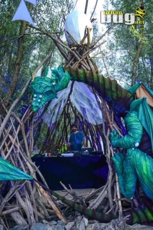 01-ELYSIUM ISLAND FESTIVAL 2018 :: dan 2. | Psychedelic culture gathering | Srbija / Serbia| Nocni zivot / Night Life