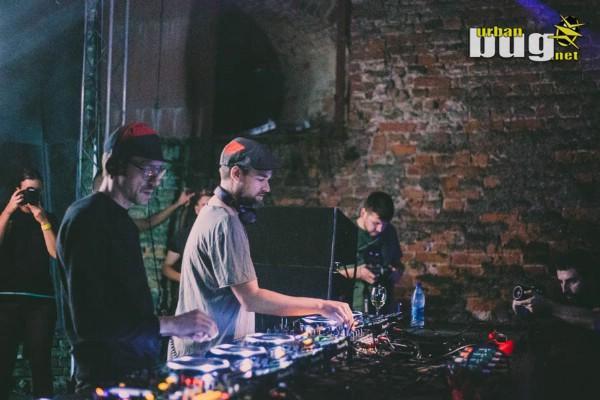 11-Kollektiv Turmstrasse @ Barutana | Belgrade | Serbia | Nightlife | Open air Clubbing