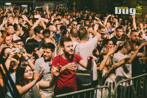 10-Kollektiv Turmstrasse @ Barutana | Belgrade | Serbia | Nightlife | Open air Clubbing