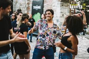 54-Kollektiv Turmstrasse @ Barutana | Belgrade | Serbia | Nightlife | Open air Clubbing