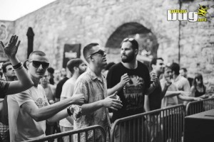 43-Kollektiv Turmstrasse @ Barutana | Belgrade | Serbia | Nightlife | Open air Clubbing