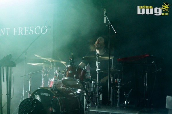 15-Agent Fresco :: Leprous @ DoB | Beograd | Srbija | Nocni zivot | Live