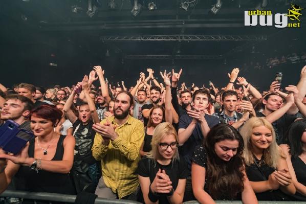 51-Agent Fresco :: Leprous @ DoB | Beograd | Srbija | Nocni zivot | Live