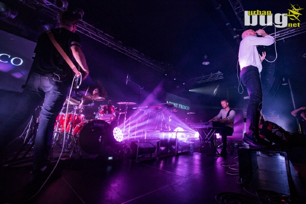 05-Agent Fresco :: Leprous @ DoB | Beograd | Srbija | Nocni zivot | Live
