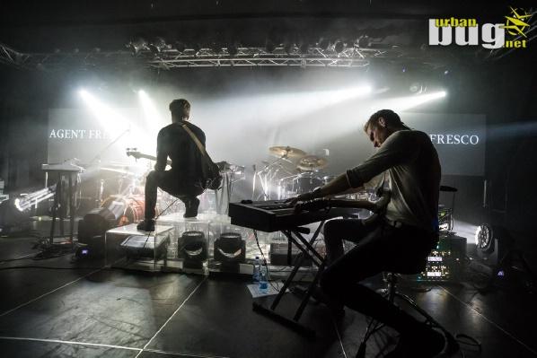 03-Agent Fresco :: Leprous @ DoB | Beograd | Srbija | Nocni zivot | Live