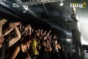 43-Agent Fresco :: Leprous @ DoB | Beograd | Srbija | Nocni zivot | Live
